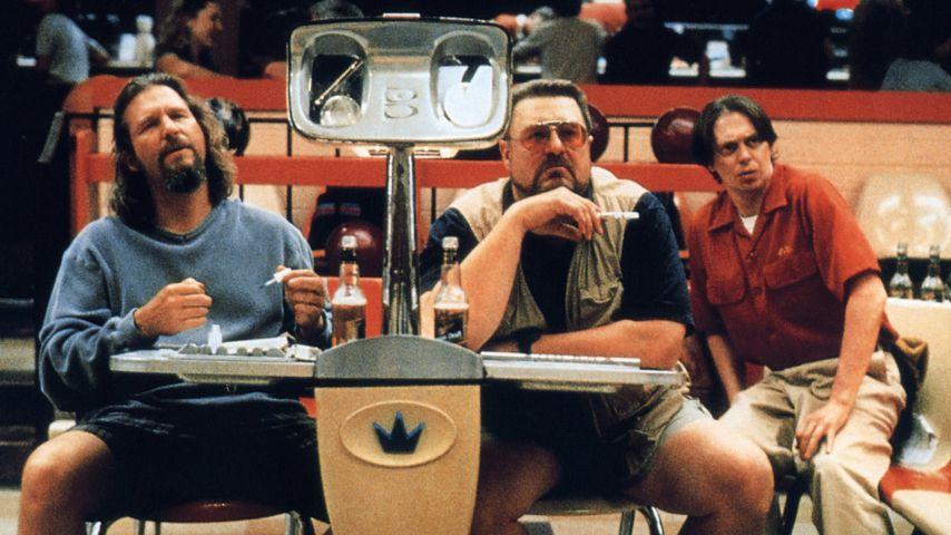 "Jeff Bridges, John Goodman und Steve Buscemi in ""The Big Lebowski"""