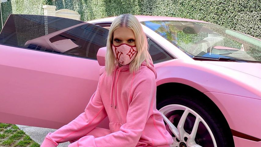 Jeffree Star im April 2020