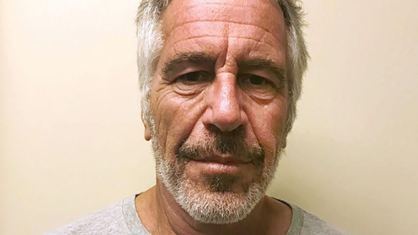 Jeffrey Epstein im Jahr 2019
