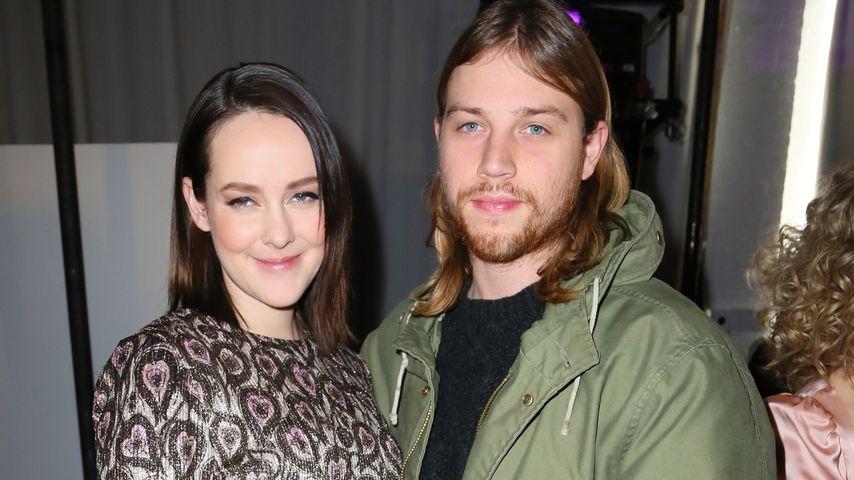 Jena Malone mit Ethan DeLorenzo