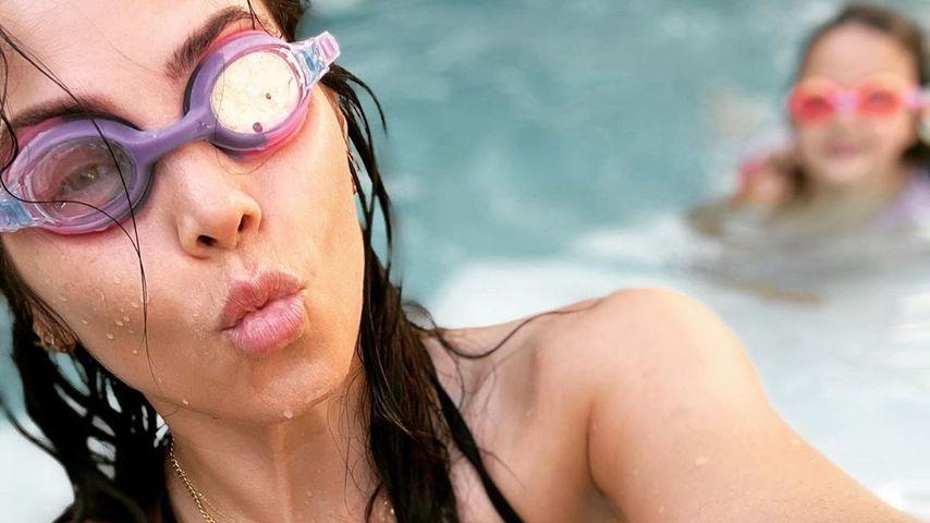 Heißes Update: Jenna Dewan teilt sexy Pool-Foto im Badeanzug