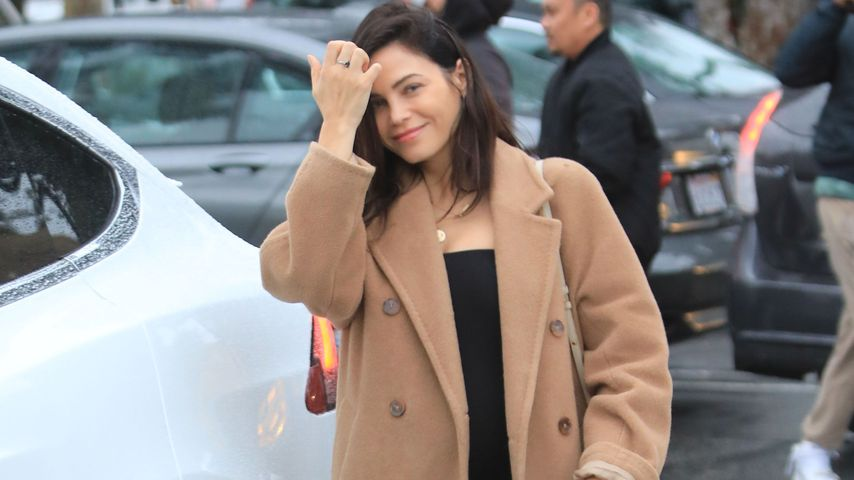 Jenna Dewan in Los Angeles, November 2019