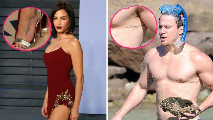 Channing & Jenna: Was wird jetzt aus ihrem Liebes-Tattoo?