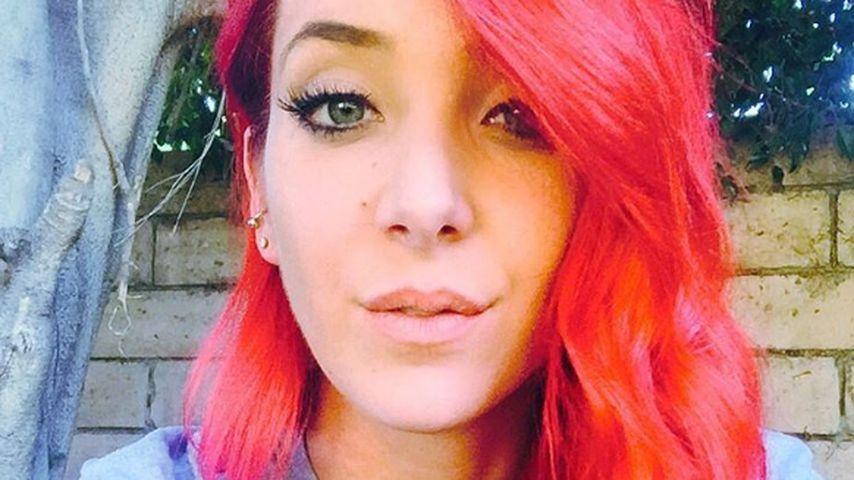 Jenna Marbles mit roten Haaren