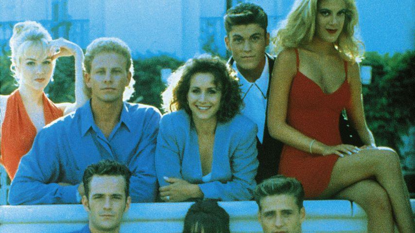 """Die Stars aus """"Beverly Hills, 90210"""""""