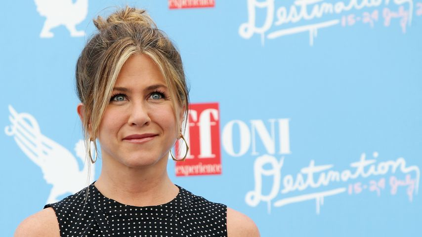 "Jennifer Aniston beim ""Giffoni Film Festival"" 2016 in Italien"