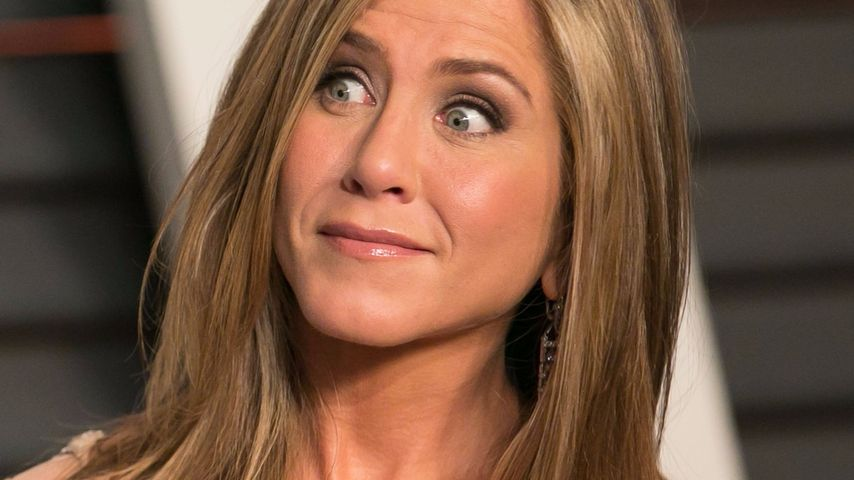 Jennifer Aniston: Betrunkener crasht in Vorgarten
