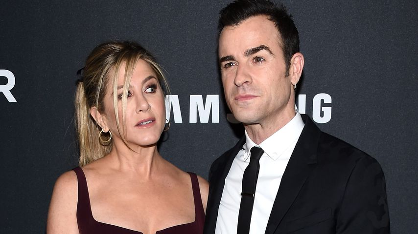 "Jennifer Aniston und Justin Theroux bei der ""Zoolander 2""-Weltpremiere in New York"