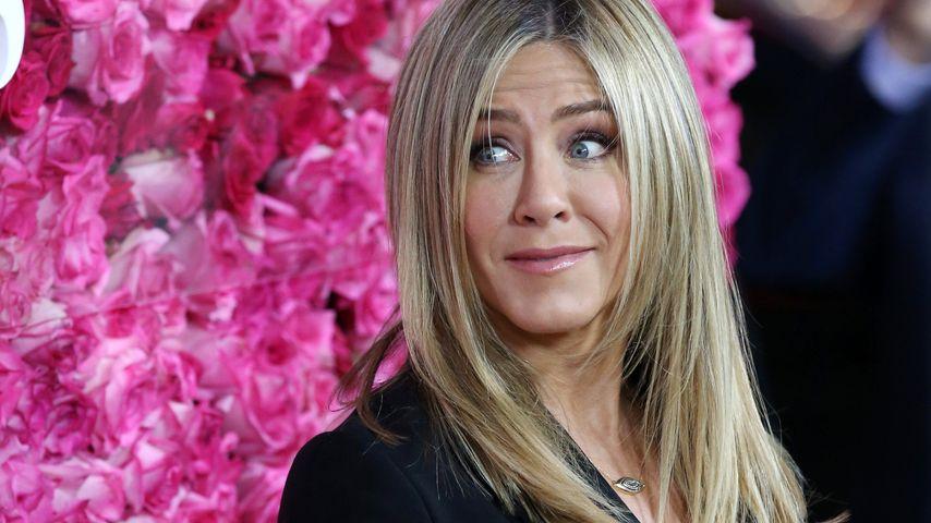 Nach Baby-Gerüchten: Jen Anistons Sprecher platzt der Kragen