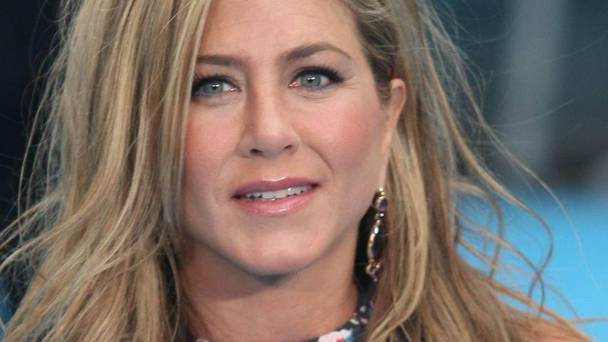Tierisch: Jennifer Anistons Hund will zum Film!