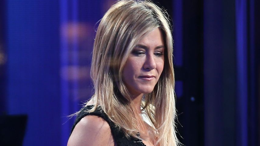 "Jennifer Aniston in der ""The BBC One Show"" in London"