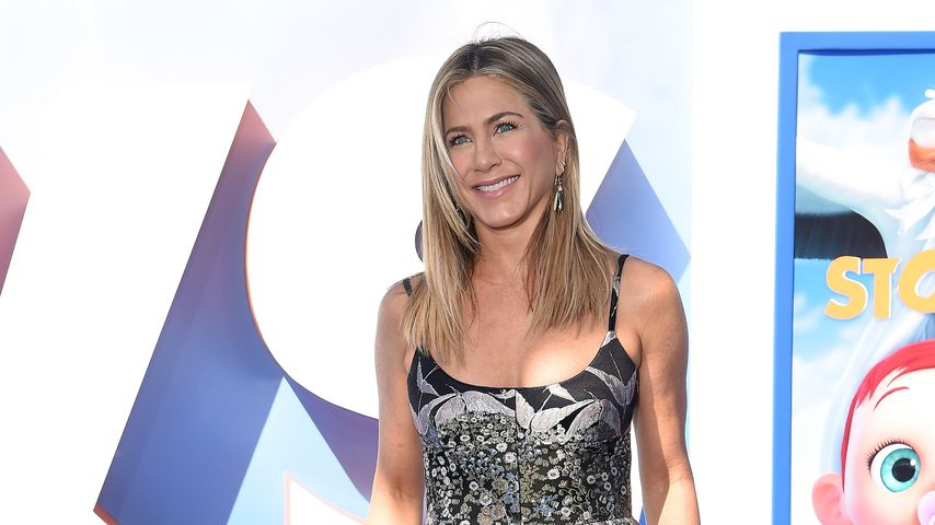 Jennifer Aniston bei einer Premiere in Los Angeles