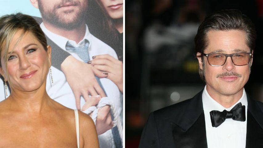 Jennifer Aniston hat mit Brad Pitt abgeschlossen