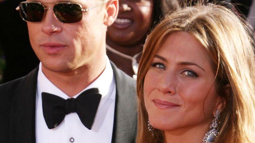 Brad Pitt und Jennifer Aniston