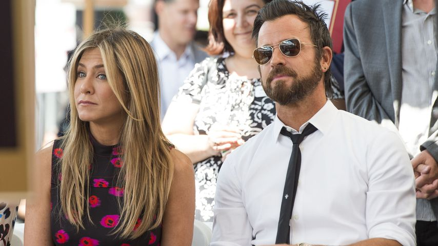 Jennifer Aniston und Justin Theroux in L.A. 2017