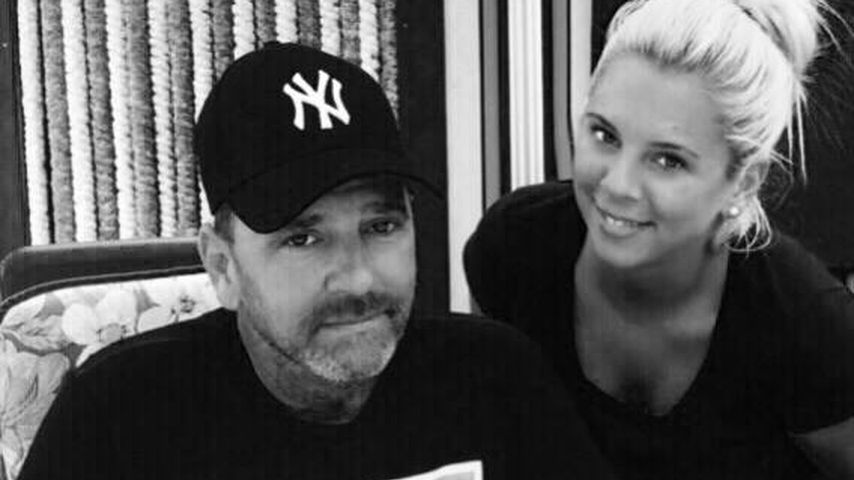 Jenny Frankhauser traurig: Erster Geburtstag ohne ihren Papa