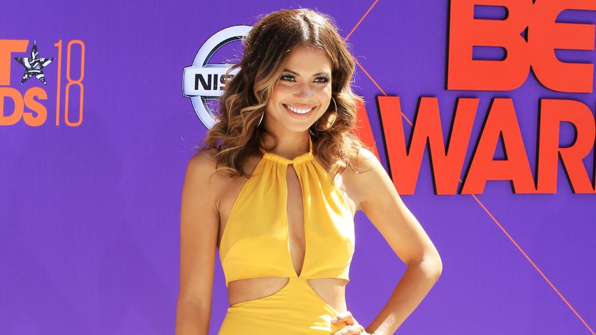 Jennifer Freeman bei den BET Awards 2018
