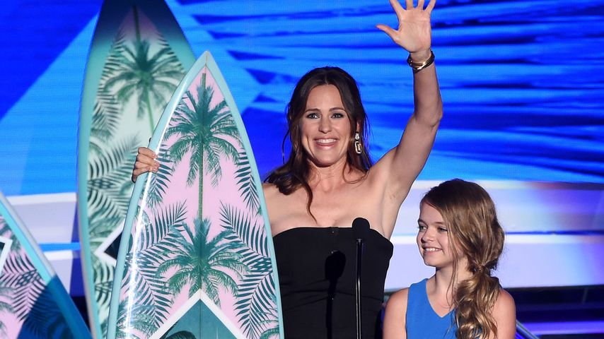 Jennifer Garner bei den Teen Choice Awards 2016