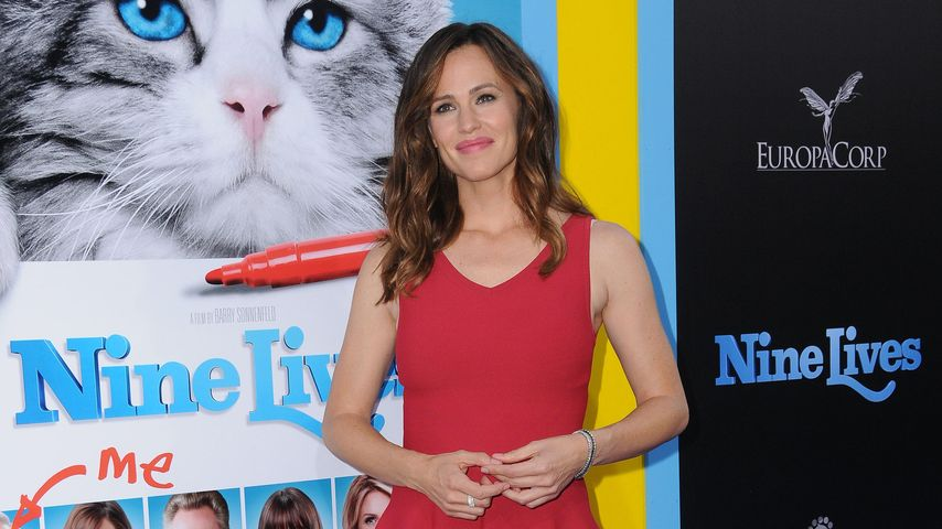 "Jennifer Garner auf der ""Nine Lives""-Weltpremiere in Los Angeles"