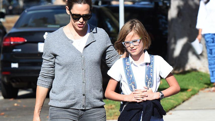 Wow! Violet (10) fast schon so groß wie Mama Jennifer Garner