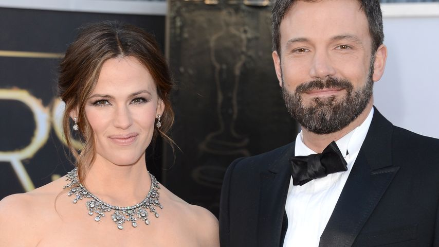 Jennifer Garner & Ben Affleck: Hollywood-Ehe am Ende?