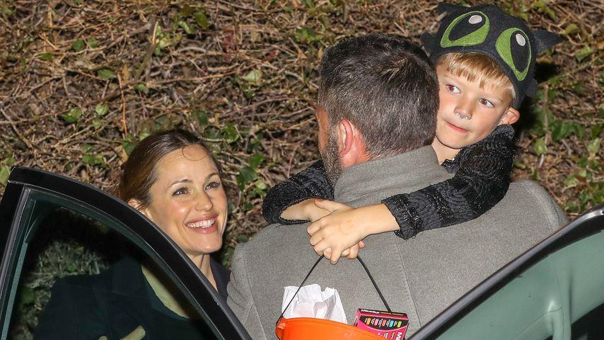 Nach Absturz: Jennifer Garner ist nun stolz auf Ben Affleck
