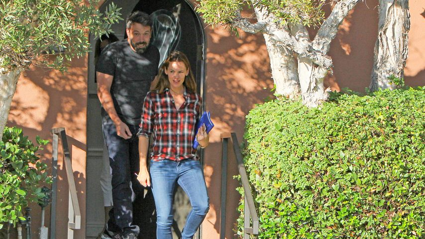 Jennifer Garner & Ben Affleck: Therapie-Marathon!