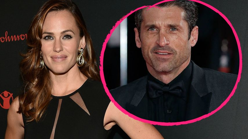 Gerüchteküche: Datet Jennifer Garner etwa Patrick Dempsey?