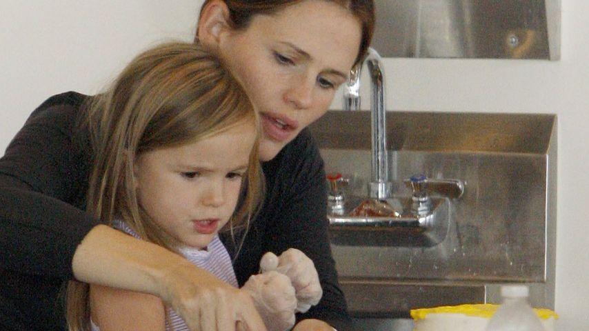 """Jennifer Garner & ihre Kids: """"Backe, backe Kuchen"""""""