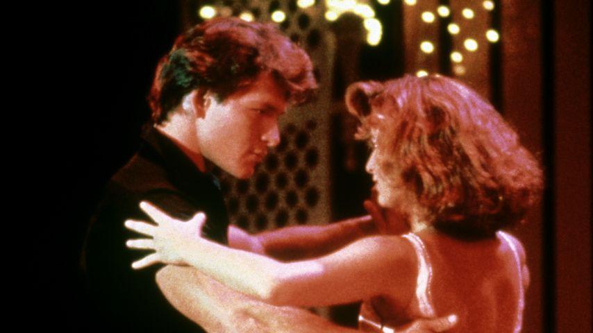 """Jennifer Grey und Patrick Swayze im Film """"Dirty Dancing"""""""
