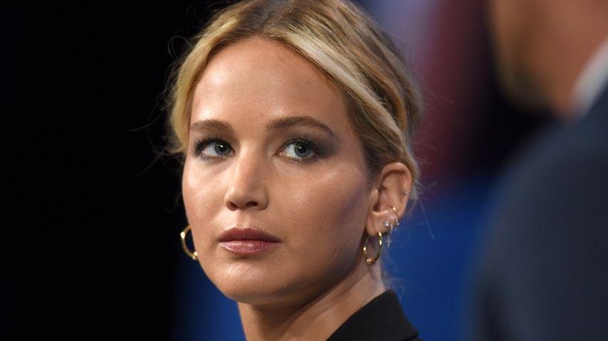 Jennifer Lawrence: Unter Schock am roten Teppich