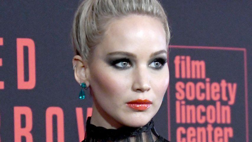"Jennifer Lawrence bei der US-Premiere ihres Films ""Red Sparrow"""