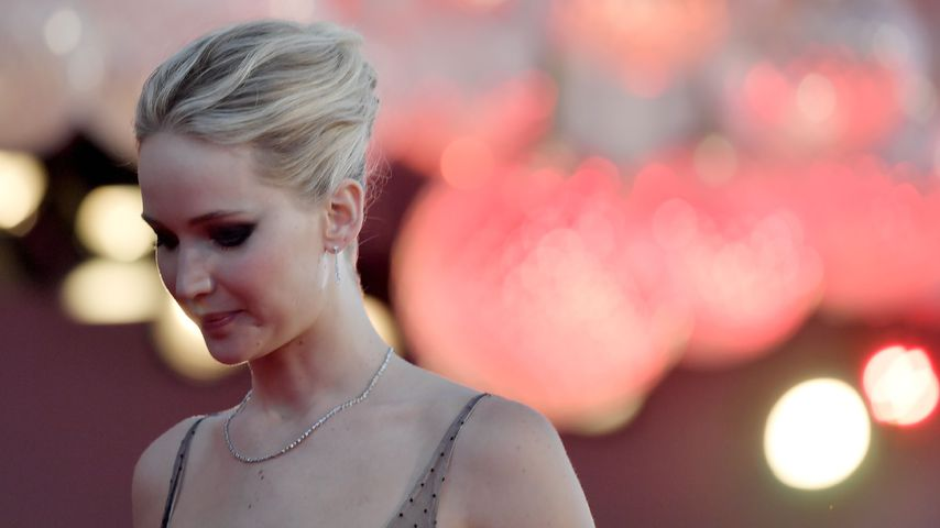 Jennifer Lawrence beim 74. Venice Film Festival