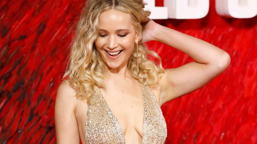 Wie bitte?! Jennifer Lawrence will Leute auf Gleise schubsen