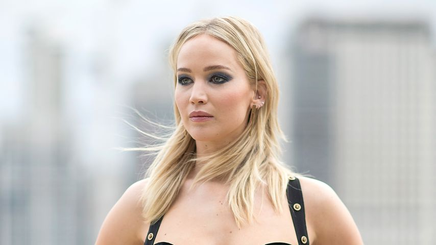 "Jennifer Lawrence in London beim ""Red Sparrow""-Fotocall"