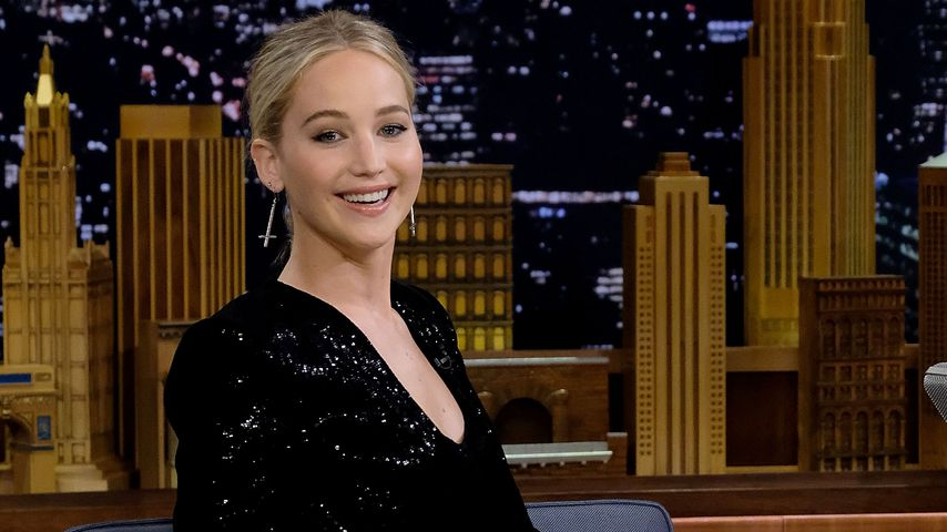 """Die Tribute von Panem""-Star Jennifer Lawrence"