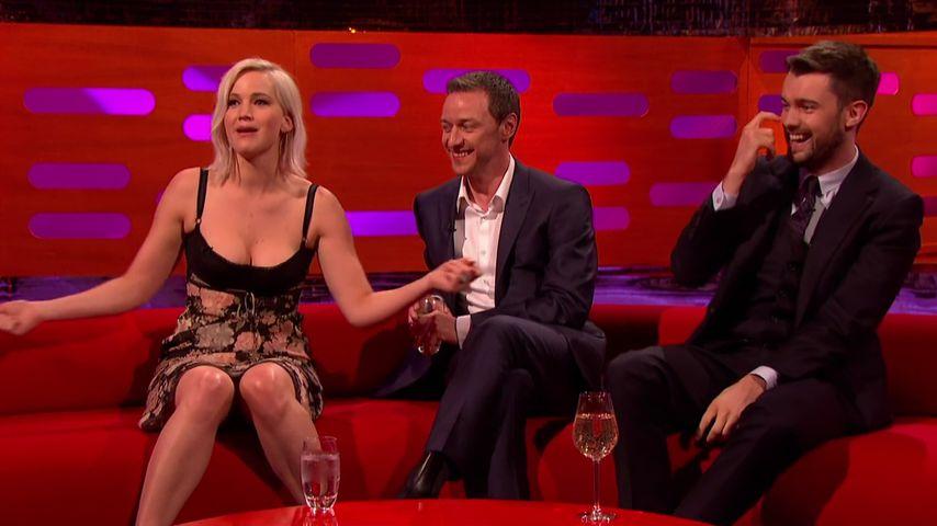 Peinlich: Jennifer Lawrence blamiert sich mit Tanz-Fail!