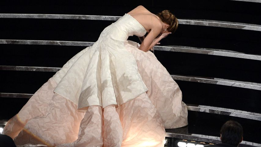 Jennifer Lawrence bei den Oscars 2013