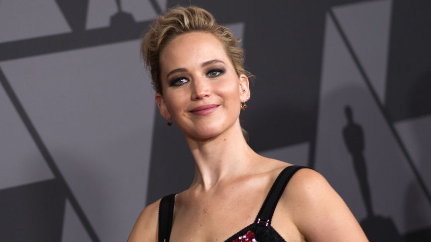 Jennifer Lawrence bei den Governors Awards in Hollywood