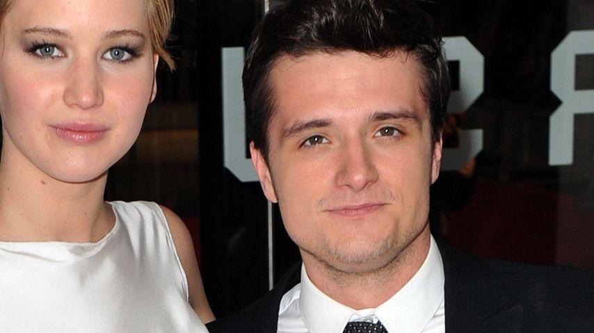 Josh Hutcherson: Feuchte Film-Küsse mit Jennifer