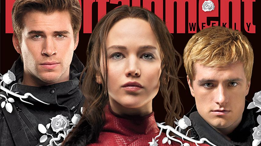 Jennifer Lawrence: Liebeserklärung an Liam & Josh!