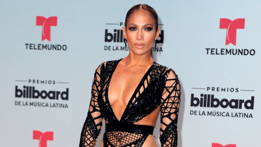 Jennifer Lopez bei dem Billboard Latin Music Awards 2017