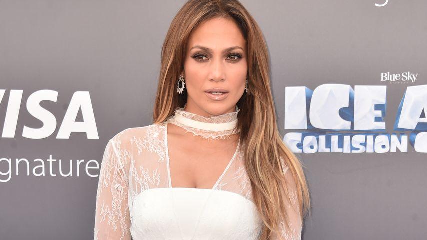 """Jennifer Lopez bei der Premiere von """"Ice Age"""" in Los Angeles"""