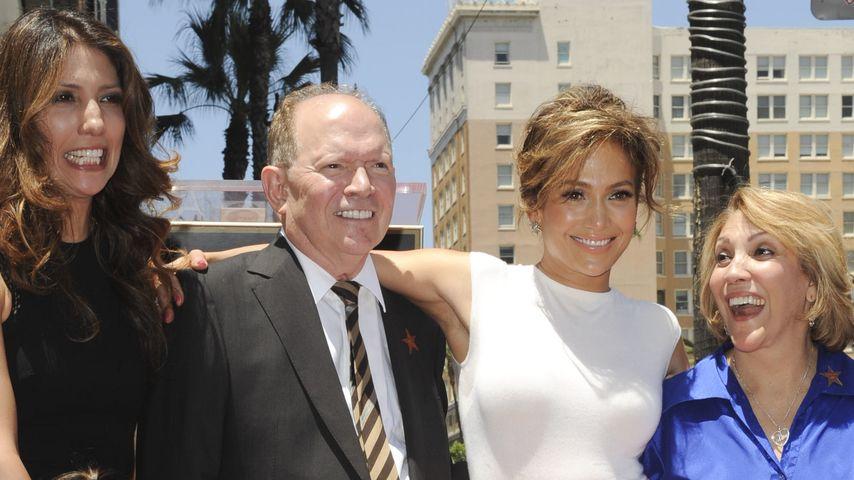 Jennifer Lopez und ihre Familie