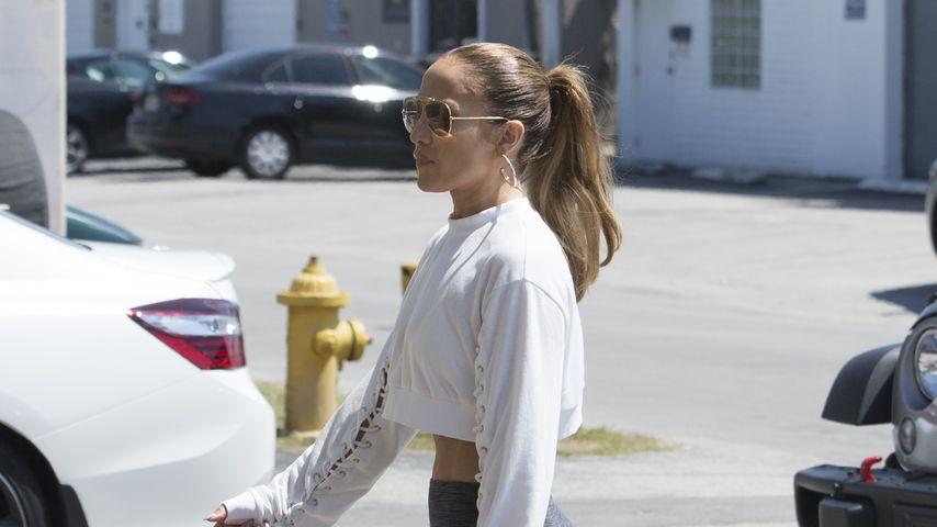 Bester Booty der Welt: J.Lo zeigt frisch trainierten Po!
