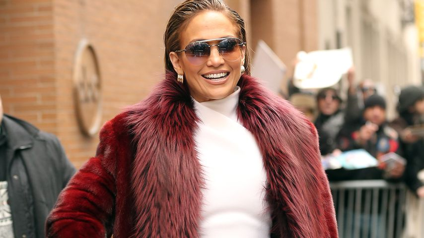 Fashion Queen Jennifer Lopez rockt elf Outfits in 48 Stunden