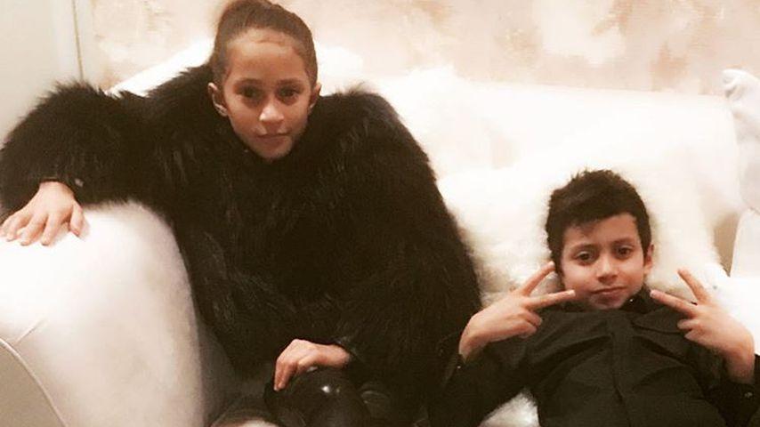 Coole Emme: Jennifer Lopez' Tochter hat schon Mamas Style