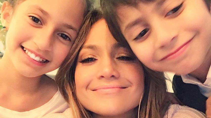 Starkes Ständchen: Jennifer Lopez' Kids performen wie Mama!