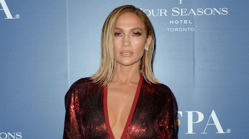 Jennifer Lopez bei dem internationalen Filmfestival in Toronto