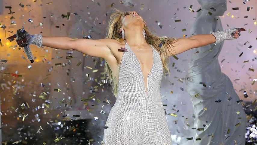 Trotz Corona: J.Lo und Co. liefern unfassbare Silvestershow